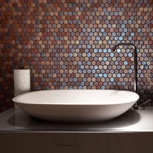 mosaic tiles bathroom renovations